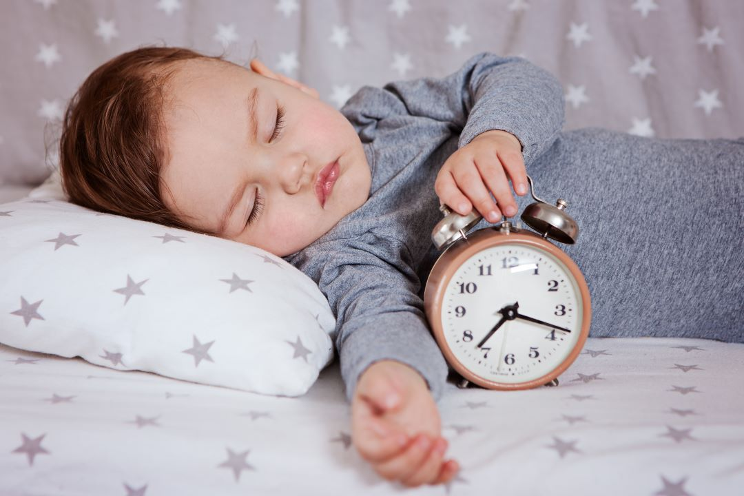 How to Prepare your Little Person for the Winter Clock Change
