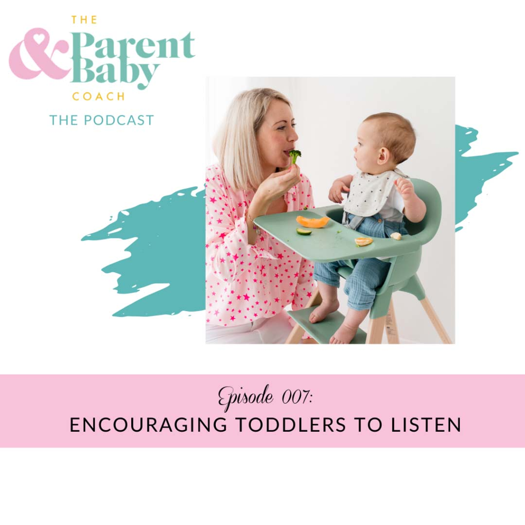 Encouraging Toddlers to Listen