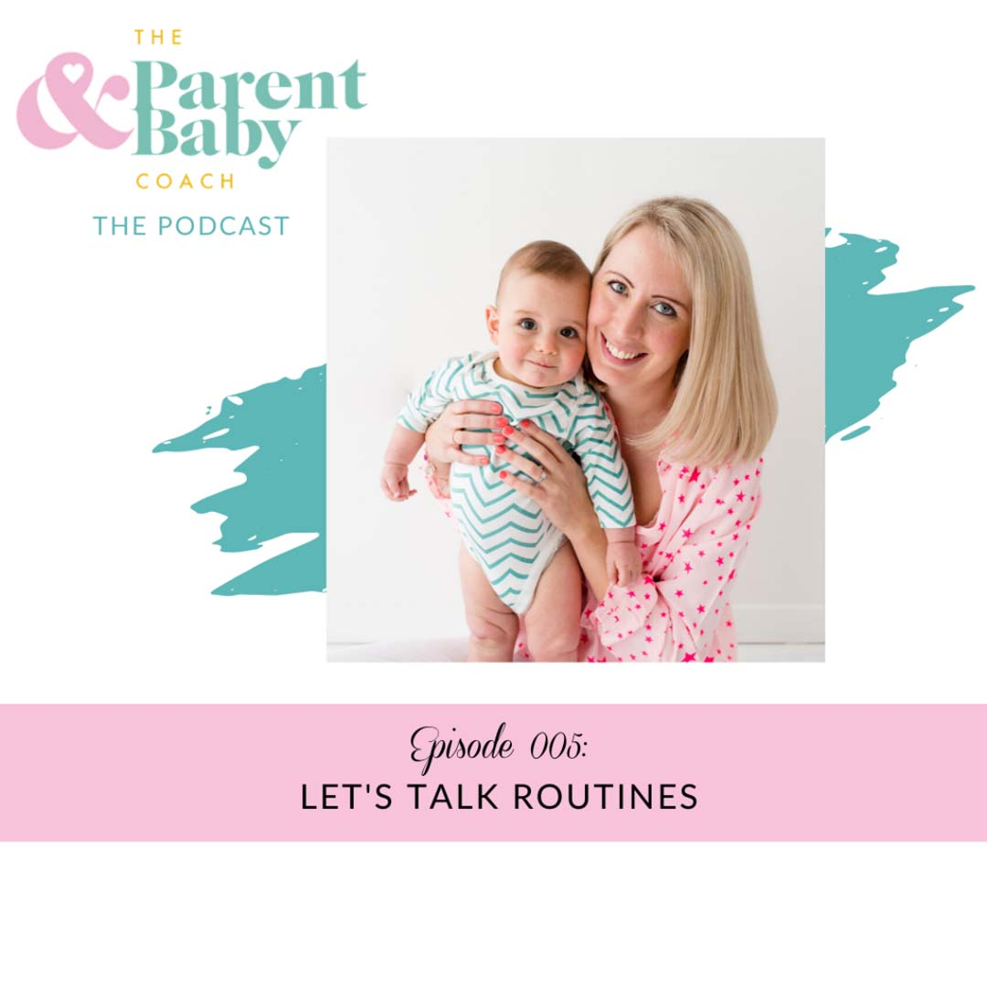 Let's talk routines
