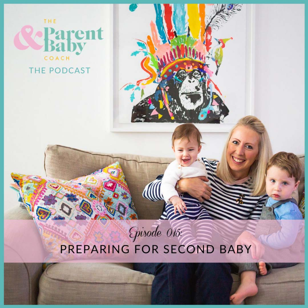 preparing for second baby