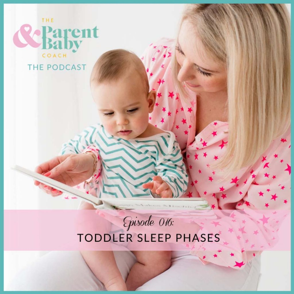 Toddler Sleep Phases