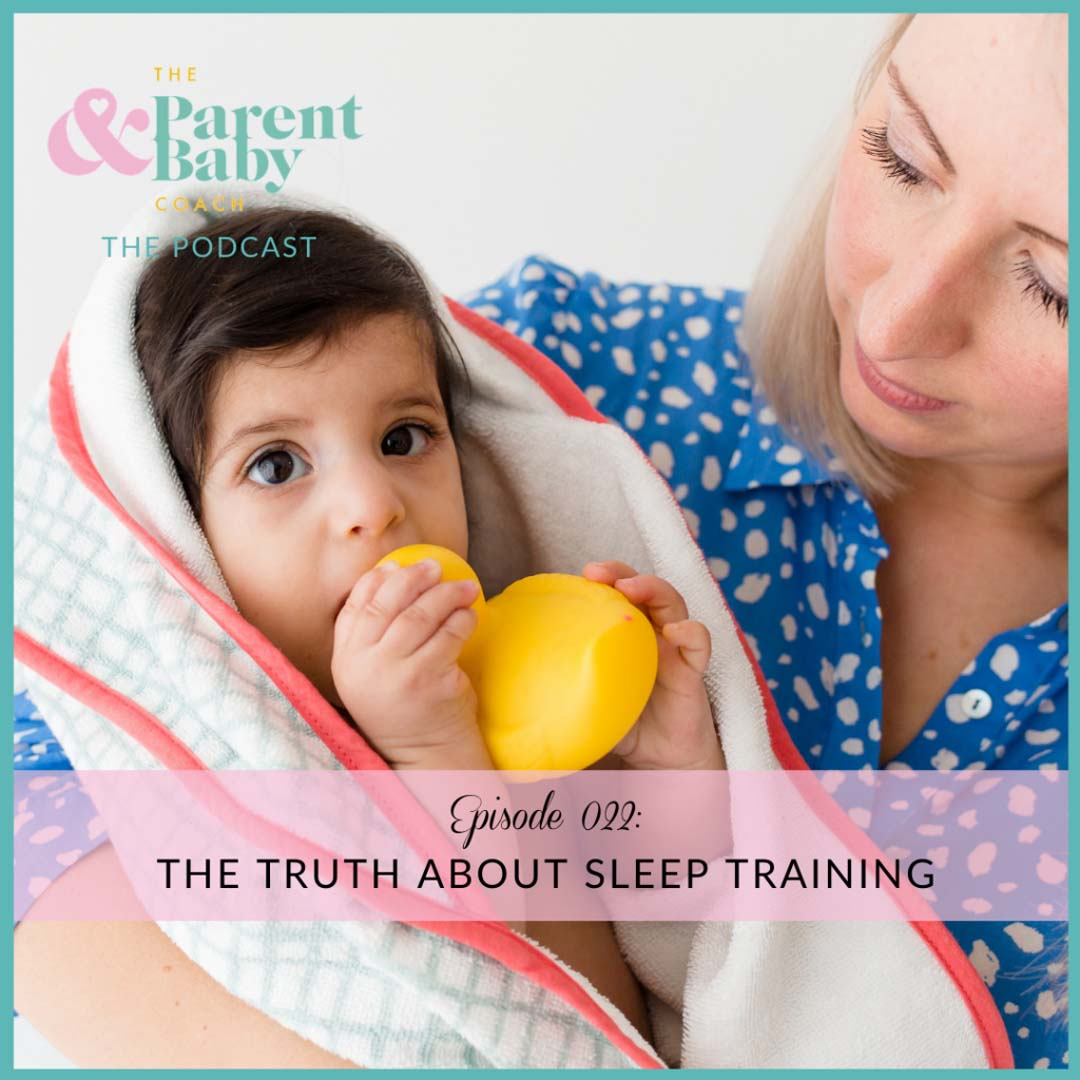 the truth about sleep training