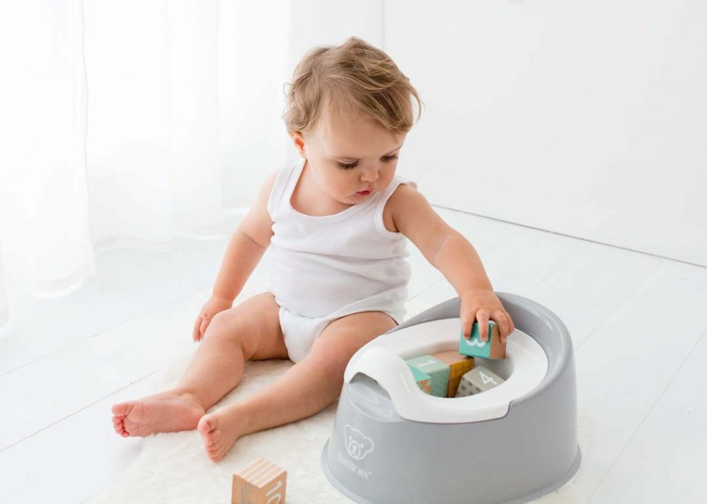 Online potty training course