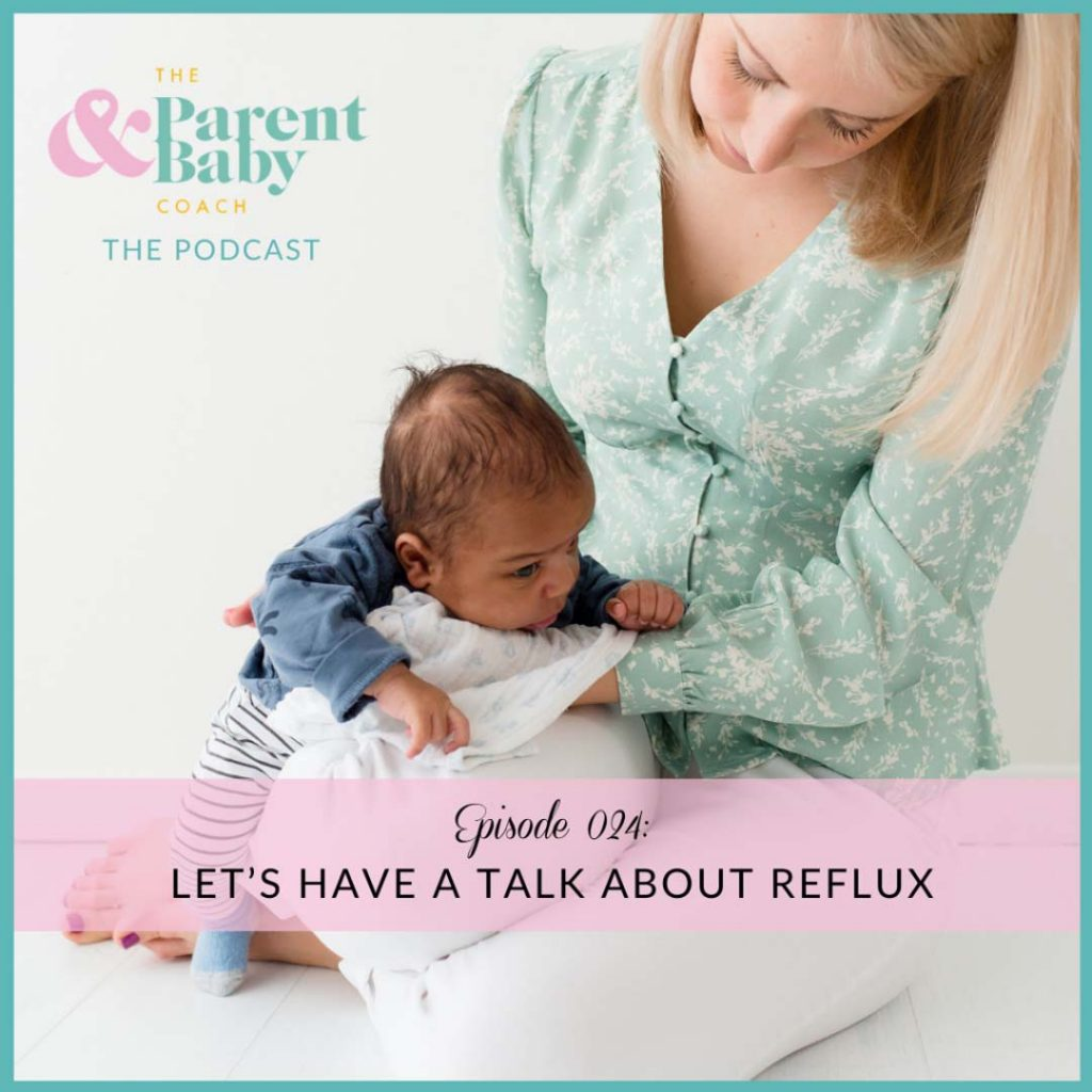let's have a talk about reflux