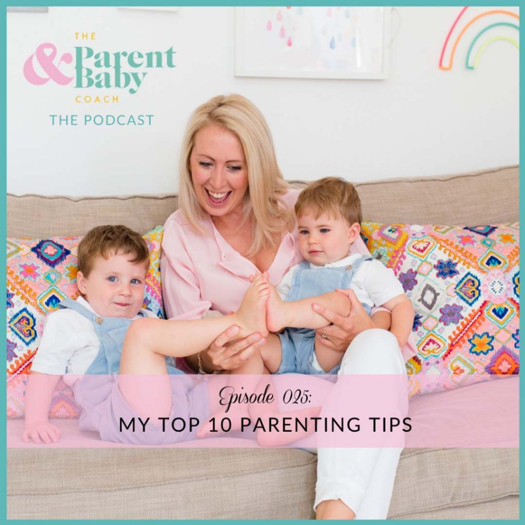 My top 10 parenting tips