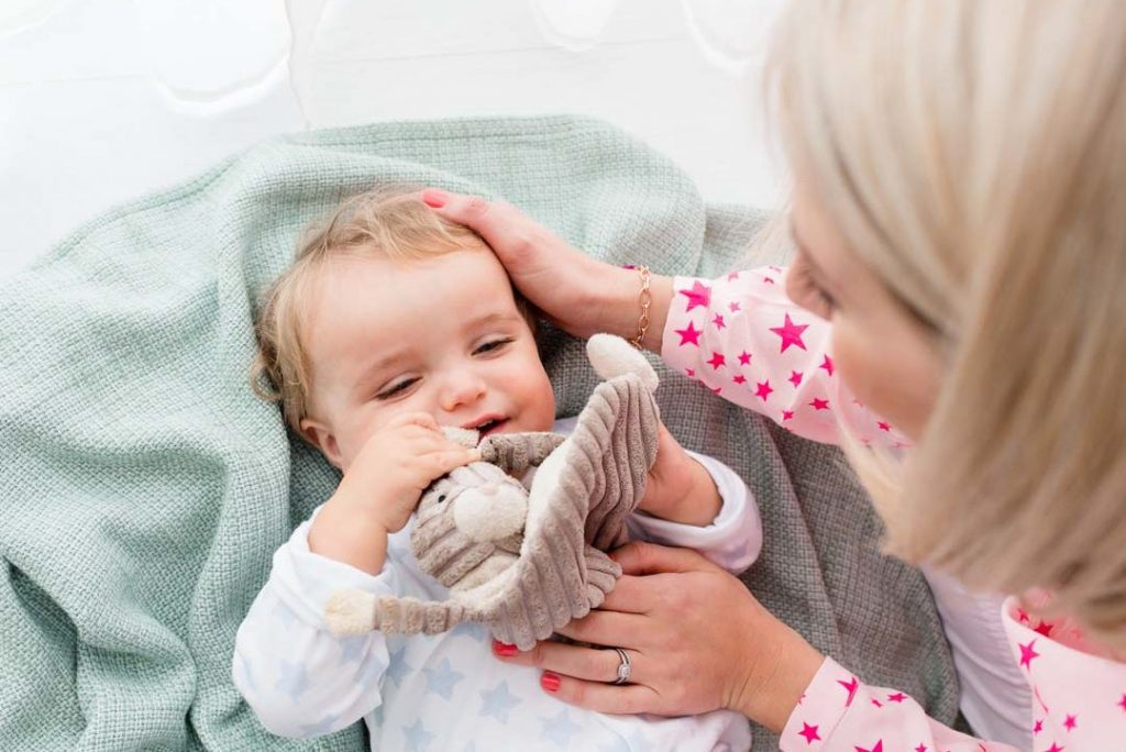 online baby sleep course for ages 5 months to 12 months