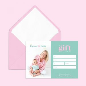 The Parent & Baby Coach Gift Voucher